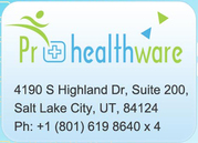 Healthcare IT Consulting Services - Prohealthware  - (801) 619 8640