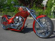 2010 - Big Dog Wolf Custom Softail Pro-Street