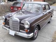 Mercedes-benz 1967 Mercedes-Benz 200-Series Diesel