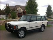 1995 LAND ROVER Land Rover Range Rover County LWB Sport Utility