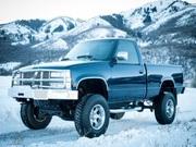 1994 chevrolet Chevrolet C/K Pickup 1500 1500 Silverado 4WD 4&quo