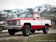 1985 CHEVROLET pickup 1500