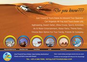 Welcome To Just Travel & Tours Dubai – Best Holiday Destination