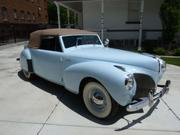 1941 lincoln Lincoln Continental Cabriolet Convertible