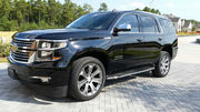 2015 Chevrolet Tahoe HPE500 Supercharged