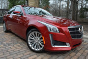 2014 Cadillac CTS AWD LUXURY-EDITION