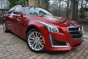 2014 Cadillac CTS AWD LUXURY-EDITION