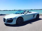 2012 Audi R8Spyder Convertible 2-Door
