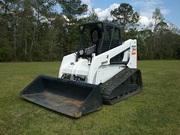 Bobcat T200 Track Loader Skid Steer