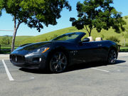 2011 Maserati Gran Turismo S Cabriolet