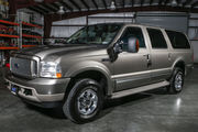 2003 Ford Excursion Limited 4WD 7.3L Power Stroke Turbo Diesel