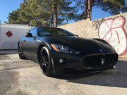 2012 Maserati Gran Turismo S Coupe 2-Door