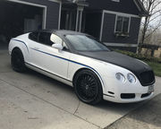 2005 Bentley Continental GT GT Coupe 2-Door