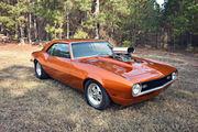 1968 Chevrolet Camaro PRO STREET