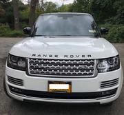 2015 Land Rover Range Rover Autobiography Black